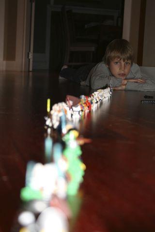 Max Lego parade
