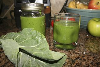 Wintergreen smoothie