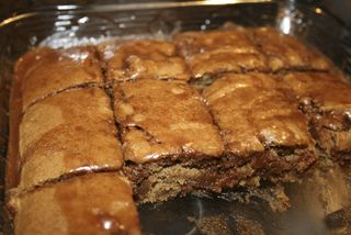 Cinnamon coffee bars