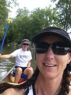 Canoe time